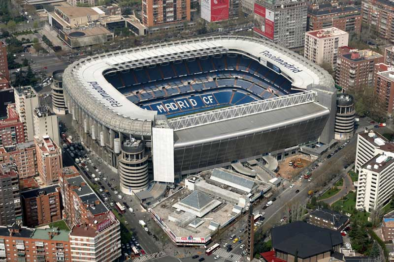 Real Madrid bernabeu_stadium