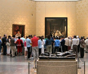Paintings by Velazquez,  A Powerful Madrid Attraction