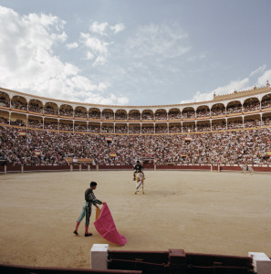 Bullfighting in Madrid schedule in March 2014
