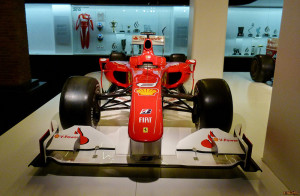 Fernando Alonso Collection in Madrid