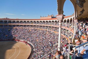 How to buy tickets for bullfight?