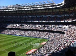 Real Madrid schedule in October 2014