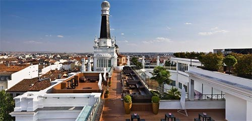 Madrid Rooftops Bar And Dining What To Do In Madrid