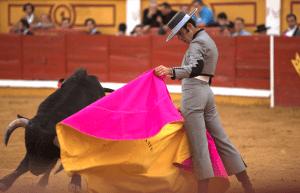 Las Ventas Bullring as a Tradition Temple