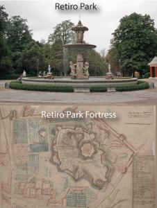 Parque del Retiro a hidden strength