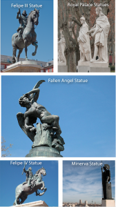 5 interesting sculptures of Madrid