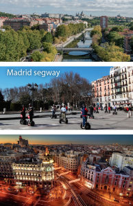 Different ways of knowing Madrid
