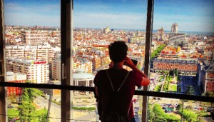 Moncloa Lighthouse – A 360° view of Madrid