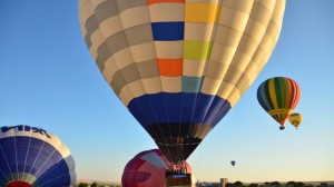 What to do in Madrid? A Balloon Flight!