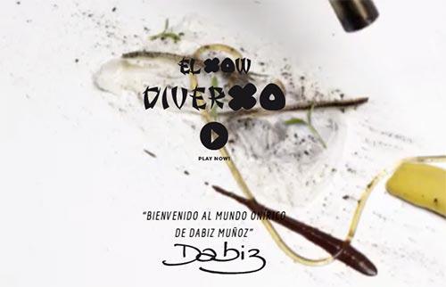 DiverXO restaurant