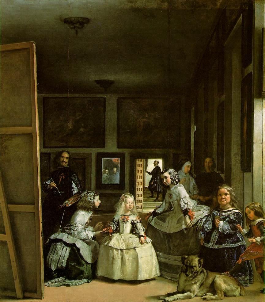 las meninas by diego de velazques