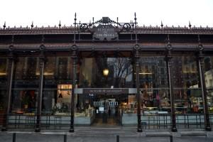 Gourmet markets in Madrid