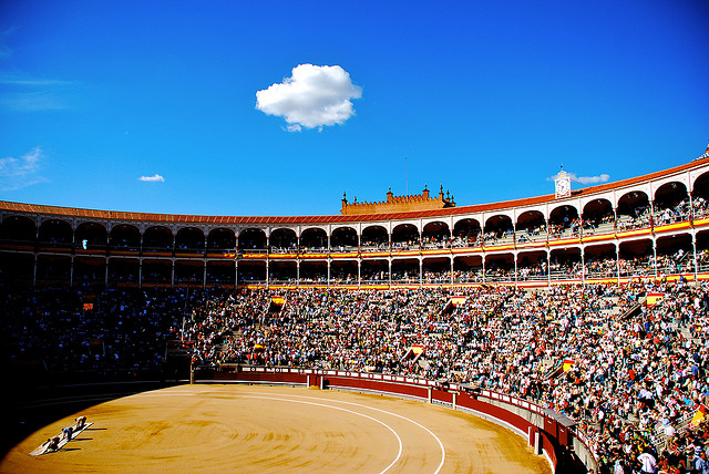 Madrid Bullfighting