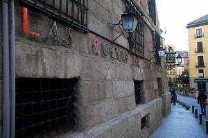 Historic restaurants in Madrid
