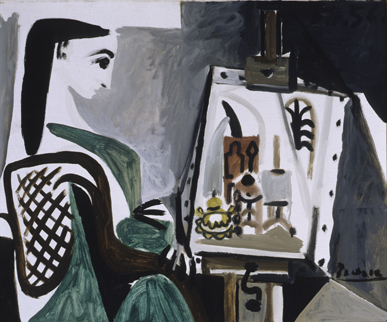 Picasso is now a Madrid attraction more than ever. Mapfre Foundation organizes an exhibition about his career through his work in the studio.