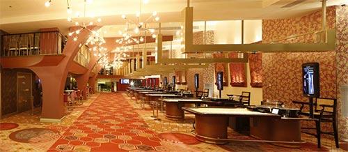 Inside Gran Madrid Casino