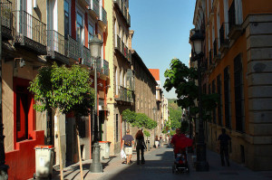 Madrid tourist sites related to Literature