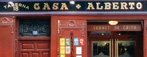 Casa Alberto Restaurant in Madrid