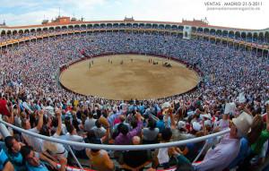 Football and bullfighting in Madrid