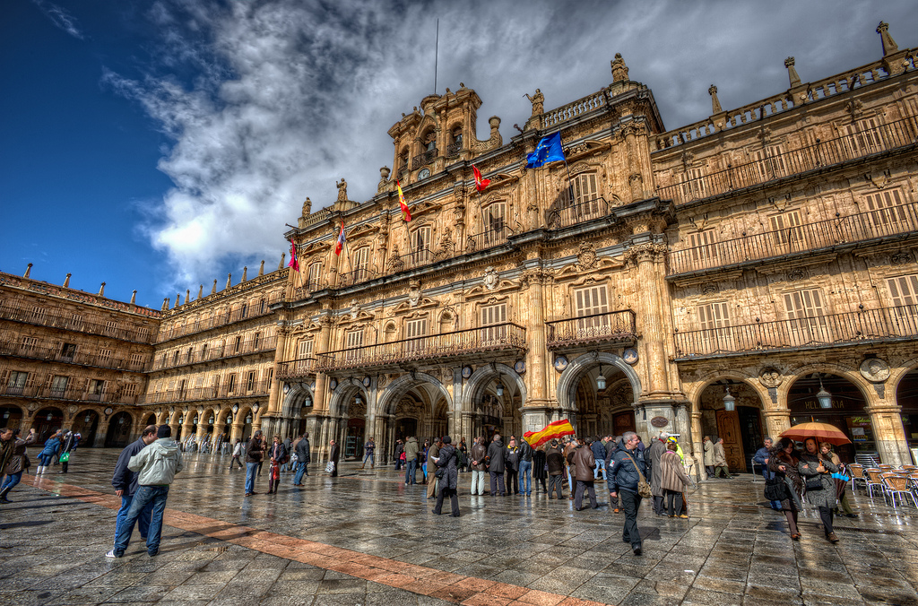 Salamanca was a very important city in Medieval and Modern Ages, as it conserves lots of religious buildings