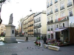 Tirso de Molina in Madrid