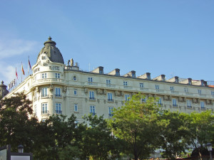 Ritz boutique hotel in Madrid