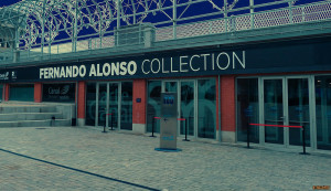 Fernando Alonso Collection objects