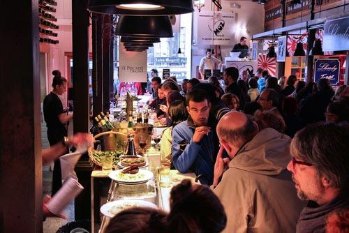 Madrid Tapas Bar