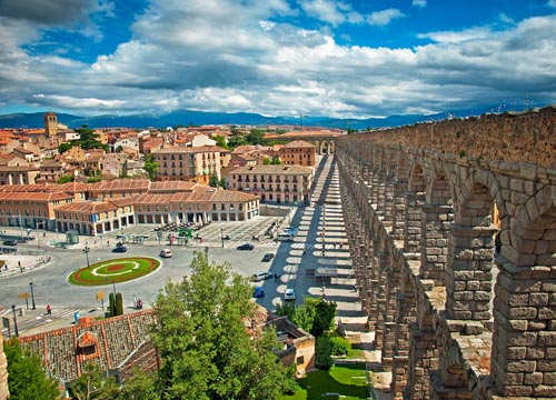 Segovia Aqueduc