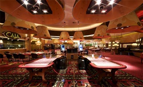 Gambling area Casino de Aranjuez