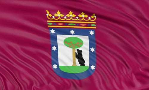 Madrid flag