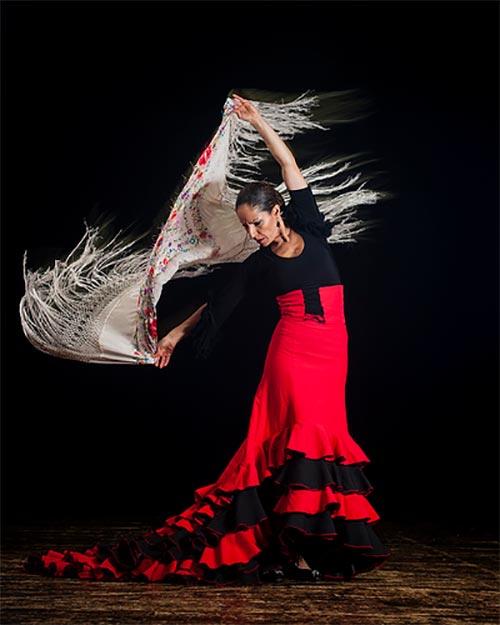 Madrid flamenco dance show