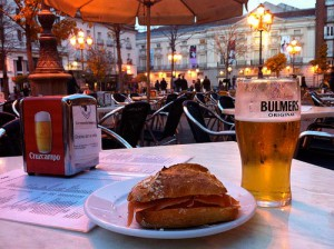 Best places to drink beer in Madrid