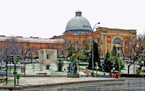 Museo Nacional de Ciencias de Madrid