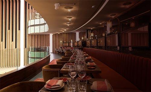 Arriba Restaurant Platea Madrid