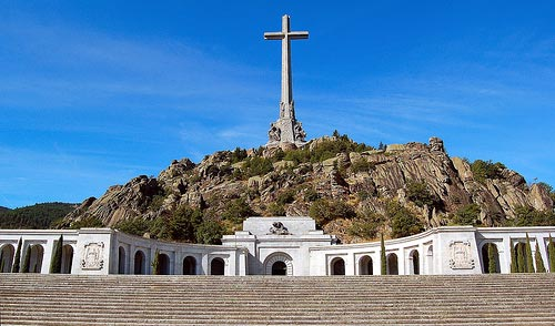 Cross and Abbey of the Valley of the Fallen