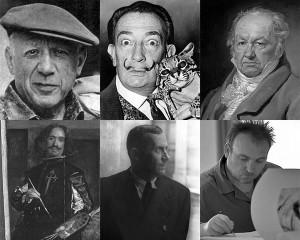 Famous Spanish Painters
