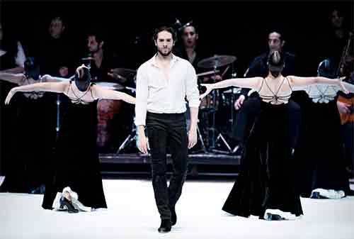 Joaquín Cortés show