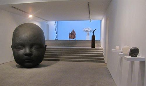 Exhibit of Antonio Lopez in Marlborough Galleries Madrid
