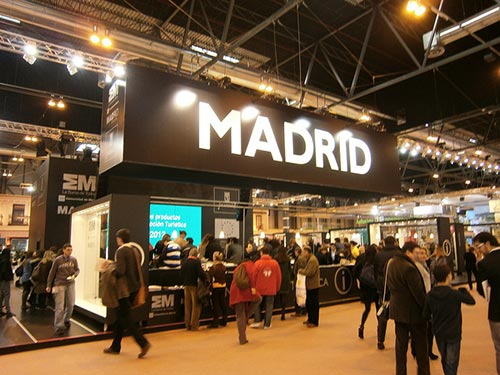 Stand Madrid in FITUR 2014