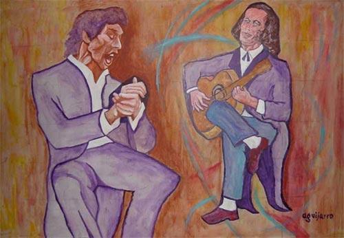 Camarón and Paco de Lucía