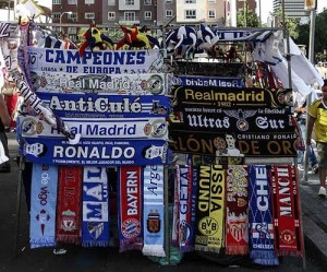Real Madrid schedule in January 2015