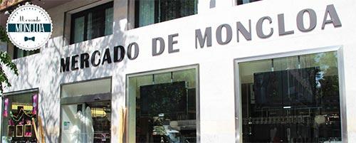 Mercado de Moncloa Entrance