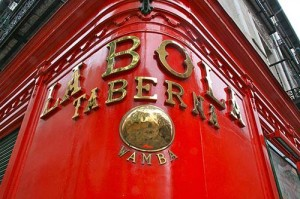 The oldest restaurants in Madrid