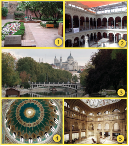 5 magical places in Madrid