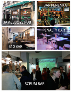 Top 5 Sport Bars in Madrid