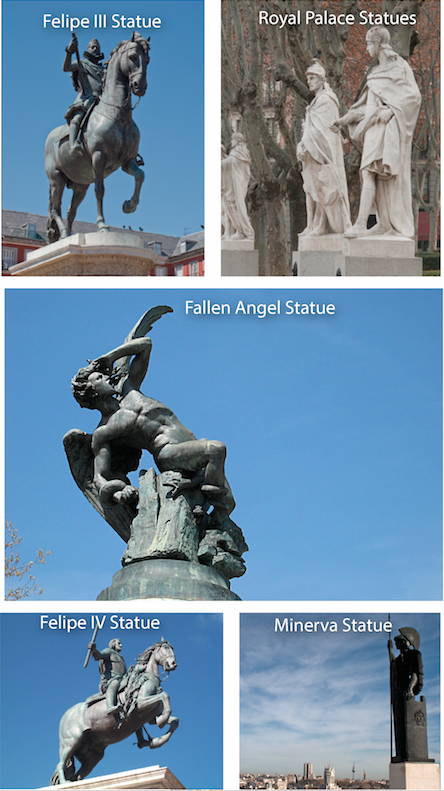 top 5 statues