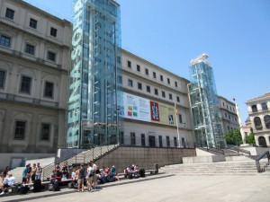 Museums in Madrid – Reina Sofia Art Center